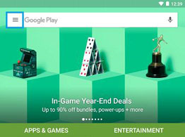 google-play-menu-icon