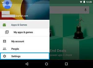 google-play-settings
