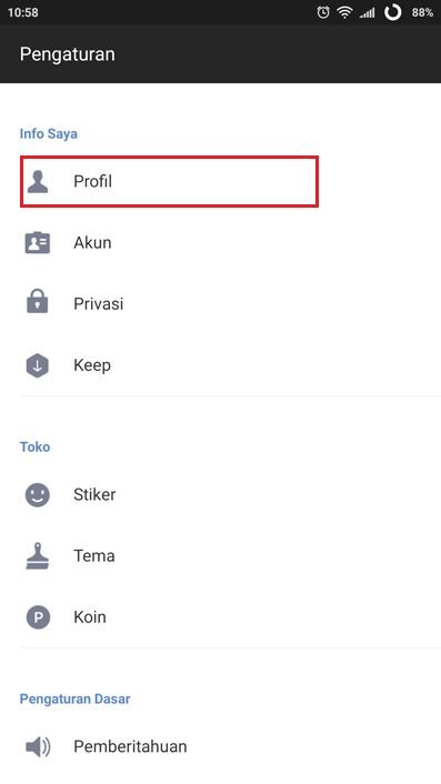 11a line account settings profil.png