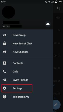 15 telegram profile