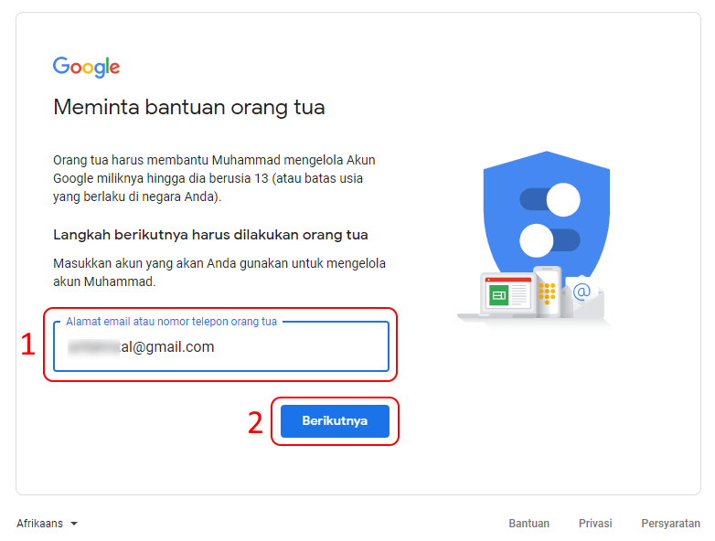 Pembuatan Akun Gmail Khusus Anak Untuk Perangkat Android Yang Digunakan Oleh Anak Google Family Link Bagian 1 Smart Digital Parents